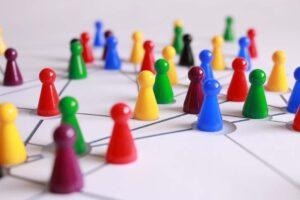 samenwerken in het project roosterplanning
